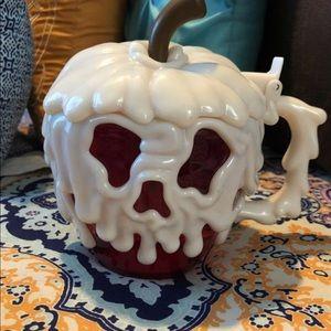 Mug White Snow Poison Apple Disney nwOkP0